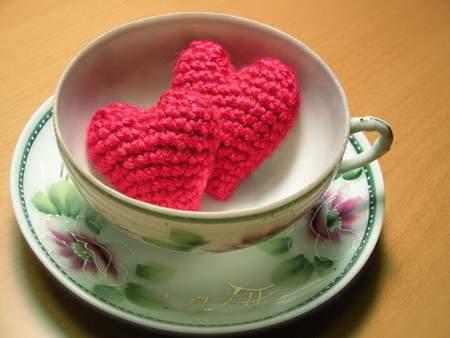 san valentino cuore uncinetto 2