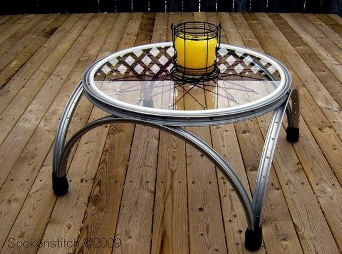 Un Tavolino Con Le Ruote.10 Tavolini Da Caffe Fai Da Te In Materiali Riciclati