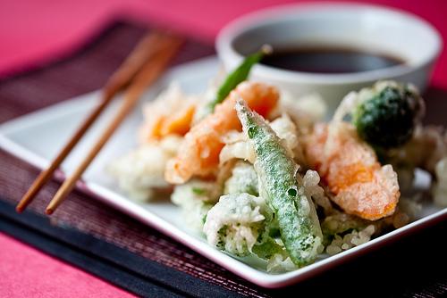 tempura farina di riso