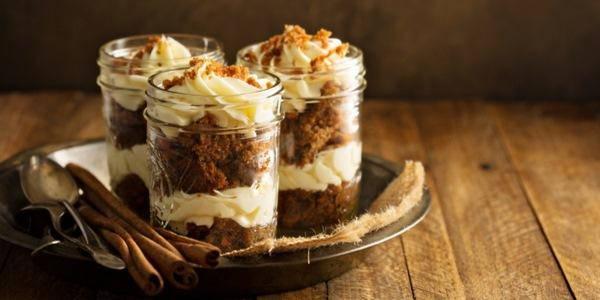 10 idee per torte in barattolo