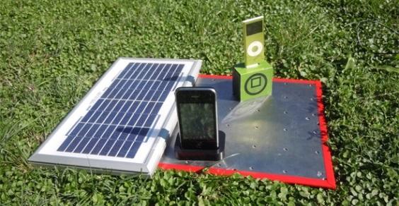 Prototipo Alimentato con Fotovoltaico