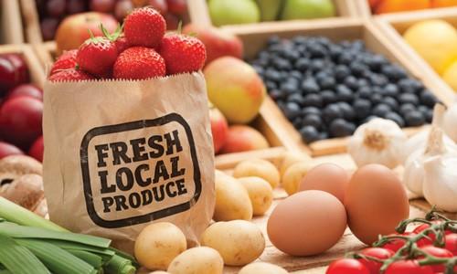 farmers market spesa contadino