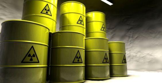 gestione scorie nucleari UE