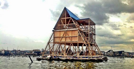 makoko floating school 1