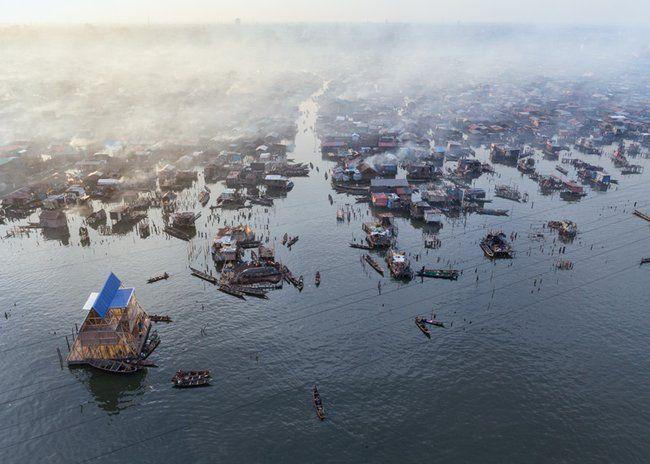 makoko floating school 2