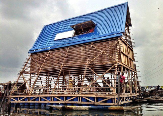 makoko floating school 3