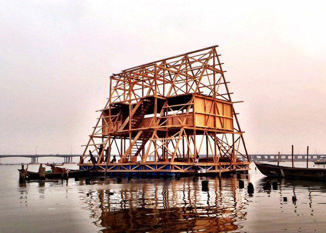 makoko floating school 4