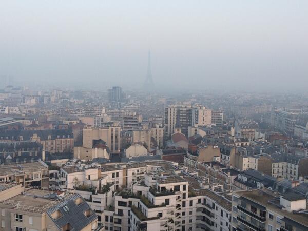 parigi smog 2