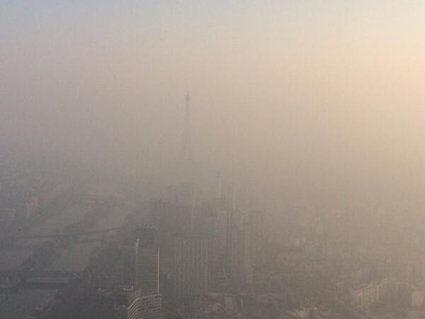 parigi smog 6