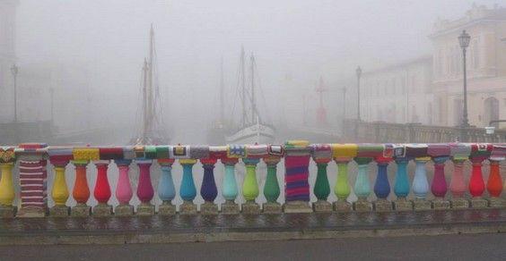 ponte di lana cesenatico