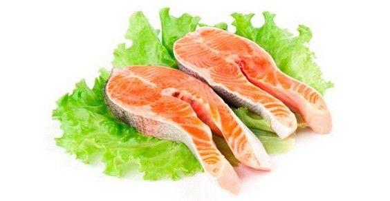 salmone non mangiare
