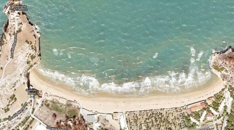 spiaggia di manaccora peschici