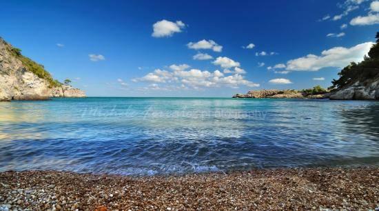 spiaggia di porto greco vieste