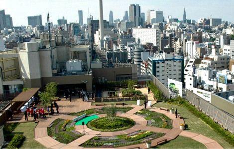 tokyo community garden
