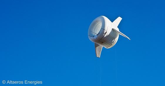 Altaeros Prototype Flight 2