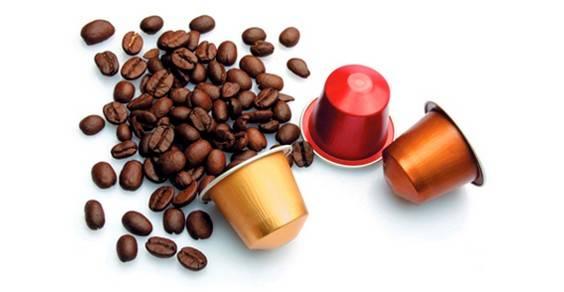 capsule caffe riciclo report