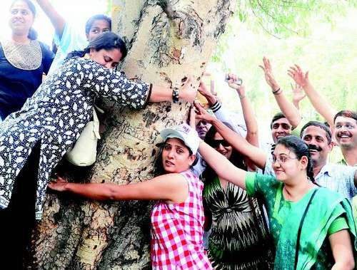 chipko movement women