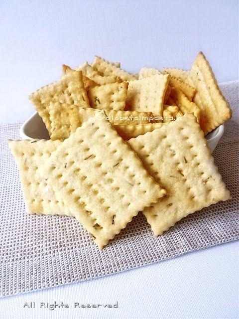 cracker erbe aromatiche