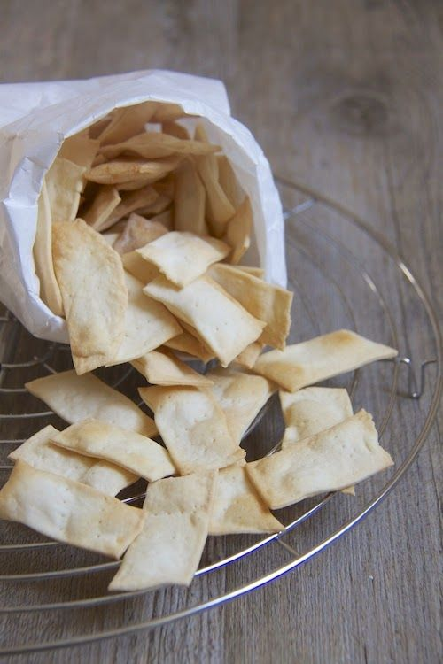 cracker pasta madre