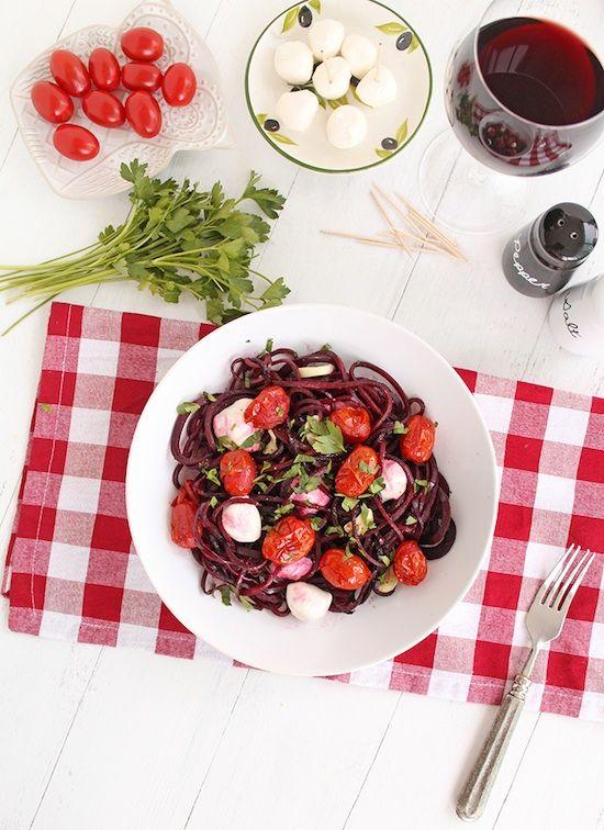 spaghetti di verdure 5