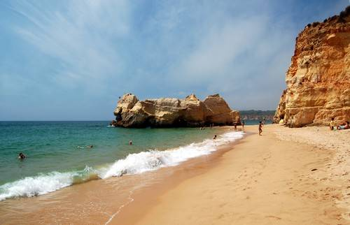 spiagge portogallo 10 praia de rocha