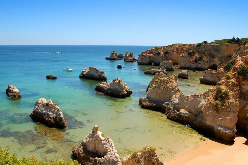 spiagge portogallo 1 praia do vau