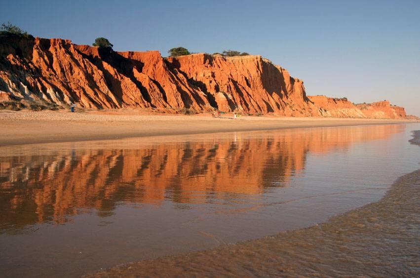 spiagge potogallo 2 praia de falesia