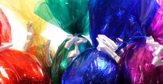 Uova di Pasqua: 10 idee per il riciclo creativo delle confezioni (incarto, base e capsula della sorpresa)