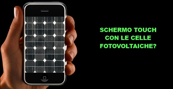 Shermo touch solare apple