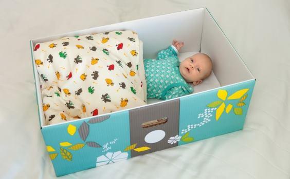 baby box finlandia