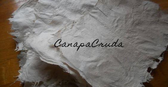 canapa cruda cover