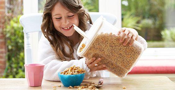 Cereali confezionati