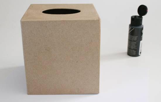 ben noto alta moda ultimo sconto Cubo di Rubik: come realizzare il porta fazzoletti di