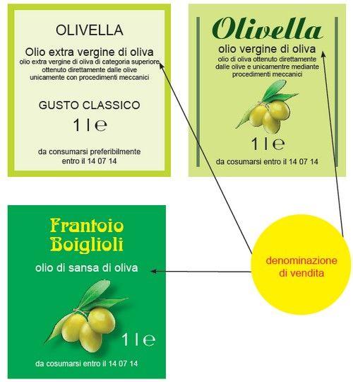 etichette olio punto 6