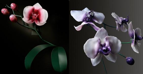 fiori vetro