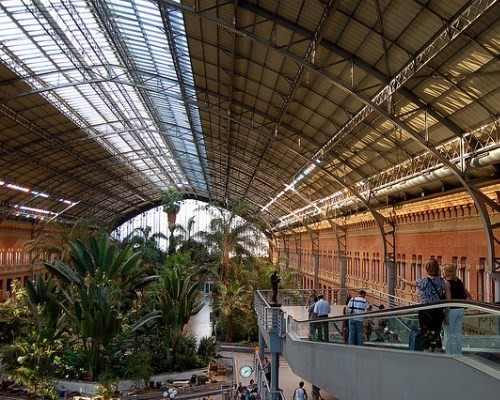 giardini indoor 3 atocha