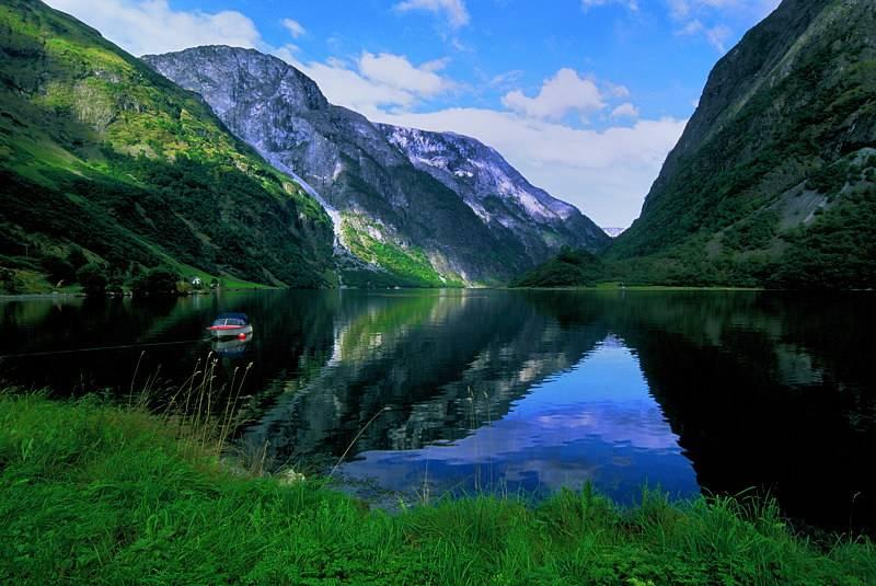 lago sognefjord