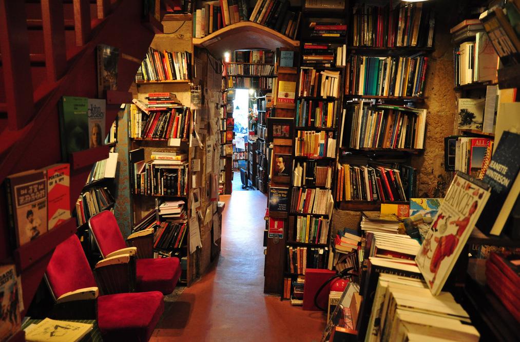libreria parigi