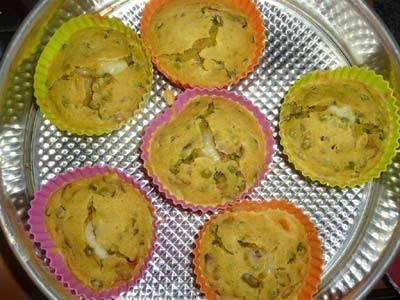muffin salati zucca