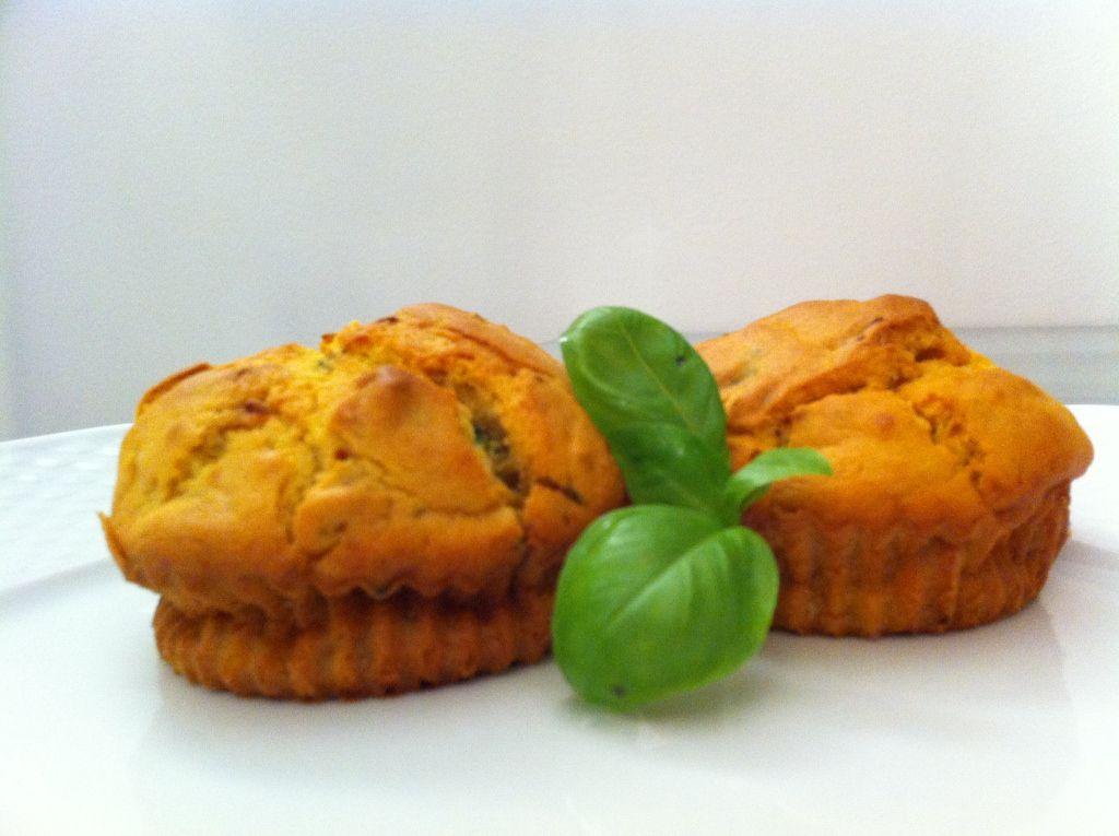 muffin salati peperoni