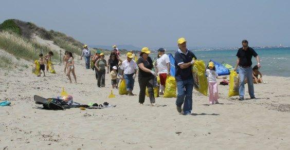 spiagge fondali puliti
