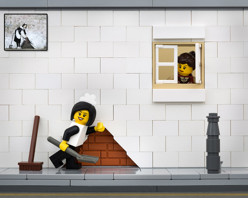 banksy lego2