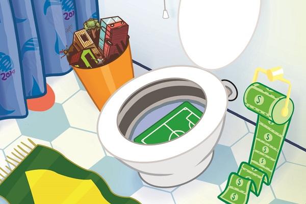brasile mondiali 5