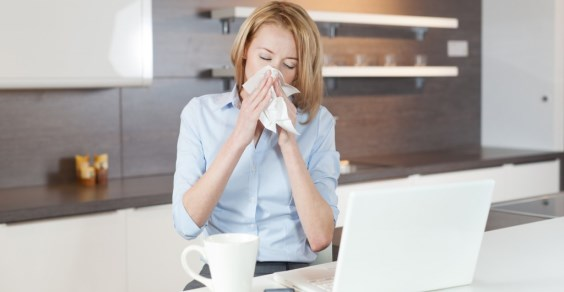 casa allergie pulito