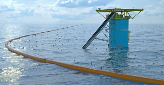ocean cleanup cover