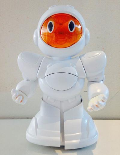 robot energia