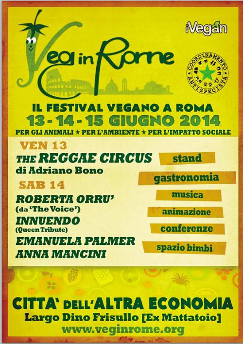 veg in rome