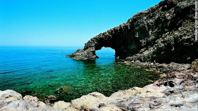 isola pantelleria