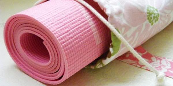 porta tappetino yoga faidate