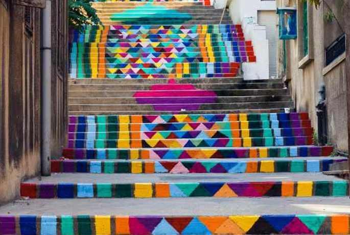 Stair Street Ar